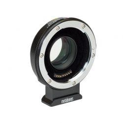 Anello adattatore Metabones T Speed Booster 0.71x da Canon EF a Blackmagic Pocket 4K BMPCC