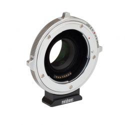 Anello adattatore Metabones T Booster XL 0.64x Cinema da Canon EF a Blackmagic Pocket 4K BMPCC