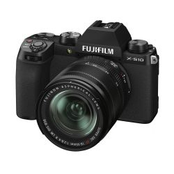 Fotocamera Mirrorless Fujifilm X-S10 kit 18-55mm F2.8-4 R LM OIS