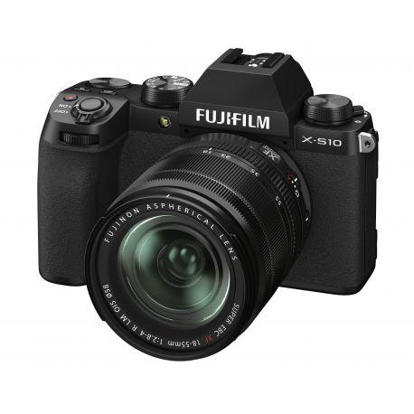 Fotocamera Mirrorless Fujifilm X-S10 kit 18-55mm F2.8-4 R LM OIS