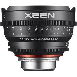 Obiettivo Samyang Xeen 14mm T3.1 compatibile fotocamere PL-mount