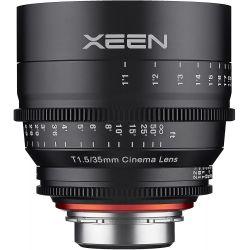 Obiettivo Samyang Xeen 35mm T1.5 compatibile fotocamere PL-mount