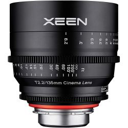 Obiettivo Samyang Xeen 135mm T2.2 compatibile fotocamere PL-mount