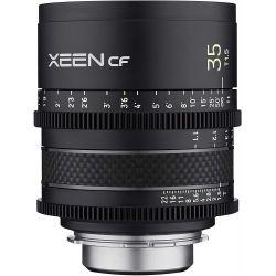 Obiettivo Samyang Xeen CF 35mm T1.5 compatibile fotocamere PL-mount