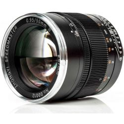 Obiettivo Zhongyi Mitakon Speedmaster 50mm f/0.95 per mirrorless Canon RF