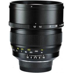 Obiettivo Zhongyi Mitakon Speedmaster 85mm f/1.2 per reflex Nikon F