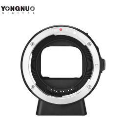 Yongnuo EF-E II adattatore per obiettivo Canon EF / EF-S a fotocamera Sony E-Mount