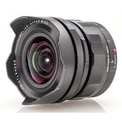 Obiettivo Voigtlander Heliar-Hyper Wide 10mm f/5.6 per mirrorless Sony E-Mount
