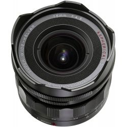 Obiettivo Voigtlander Super Wide Heliar 15mm f/4.5 III per mirrorless Sony E-Mount