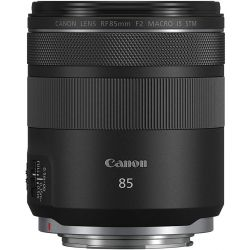 Obiettivo Canon RF 85mm F2 Macro IS STM per mirrorless EOS R