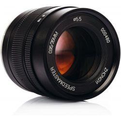 Obiettivo Zhongyi Mitakon Speedmaster 35mm f/0.95 II nero per mirrorless Fujifilm X