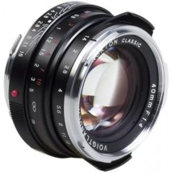 Obiettivo Voigtlander Nokton 40mm f/1.4 (Single coat) per fotocamere Leica M-mount