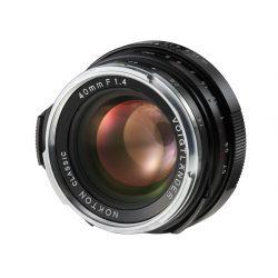 Obiettivo Voigtlander Nokton 40mm f/1.4 (Multi coat) per fotocamere Leica M-mount