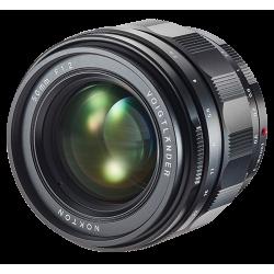 Obiettivo Voigtlander Nokton 50mm f/1.2 Asph per mirrorless Sony E-Mount