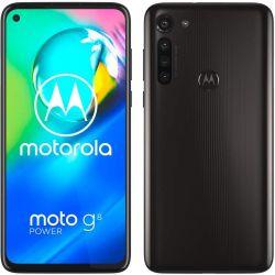Smartphone Motorola XT2041-3 Moto G8 Power Dual Sim 64GB nero