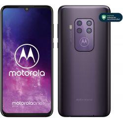 Smartphone Motorola XT2010-1 One Zoom Dual Sim 4GB RAM 128GB viola