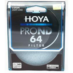 Filtro Hoya Pro ND64 49mm