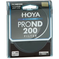 Filtro Hoya Pro ND200 49mm