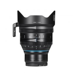 Obiettivo Irix Cine 11mm T4.3 per mirrorless Nikon Z [ IL-C11-Z-M ]
