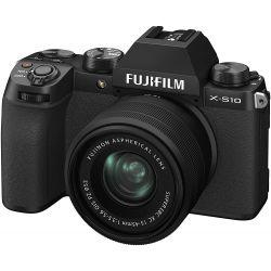 Fotocamera Mirrorless Fujifilm X-S10 kit 15-45mm F3.5-5.6 OIS PZ