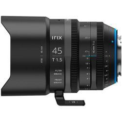 Obiettivo Irix Cine 45mm T1.5 per mirrorless Canon RF [ IL-C45-RF-M ]