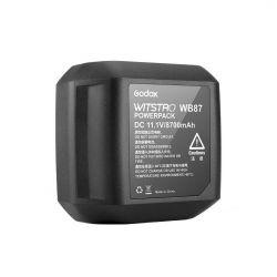 Godox WB87 Batteria aggiuntiva di ricambio per flash AD600