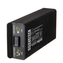 Godox WB1200 2600mAh batteria al litio per flash AD1200 PRO
