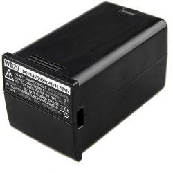 Godox batteria WB29 2900 mAh per flash AD200