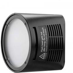Godox Flash H200R testa circolare per PocketFlash AD200