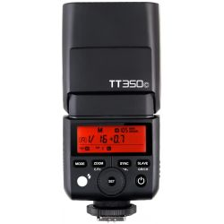 Godox TT350 flash speedlite per fotocamere Canon