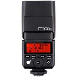 Godox TT350 flash speedlite per fotocamere Nikon
