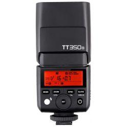 Godox TT350 flash speedlite per mirrorless Sony E-Mount