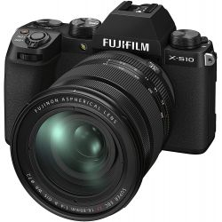Fotocamera Mirrorless Fujifilm X-S10 kit 16-80mm F4 R OIS WR