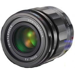 Obiettivo Voigtlander APO-Lanthar 50mm f/2 Aspherical per mirrorless Sony E-Mount