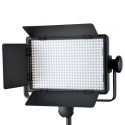 Godox LED 500W faretto luce colore bianco 5600K con alette