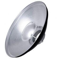 Godox BDR-S550 Beauty Dish riflettente 55cm Silver Bounce