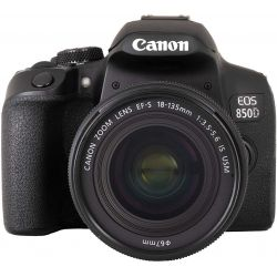 Fotocamera Canon EOS 850D Kit 18-135 IS USM