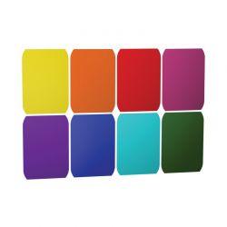 MagMod Creative Gel Set in policarbonato per flash