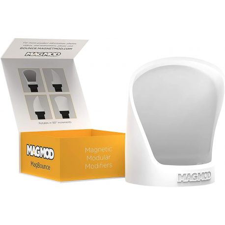 MagMod MagBounce diffusore luce per flash