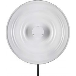 Quadralite Wave Beauty Dish Bianco 55 cm
