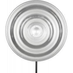 Quadralite Wave Beauty Dish Silver 70cm