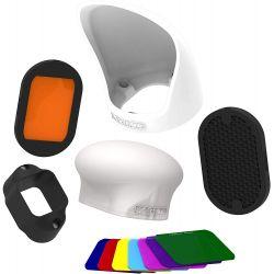 MagMod Professional Kit (MagGrip + MagGrid + MagGel + MagSphere + MagBounce + set Gel Creativi)