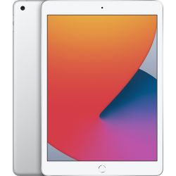 Tablet Apple iPad 10.2 (2020) 128GB LTE Silver