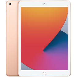 Tablet Apple iPad 10.2 (2020) 32GB WiFi Oro