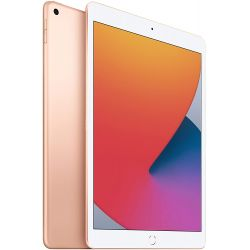 Tablet Apple iPad 10.2 (2020) 128GB LTE Oro