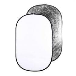Quadralite Pannello Riflettente Bianco/Silver 120x180cm