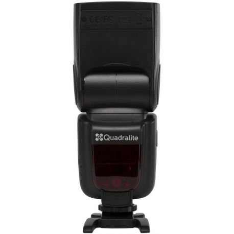 Quadralite Stroboss 60 flash per mirrorless Sony