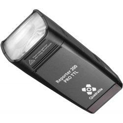 Quadralite Reporter 200 Pro TTL flash universale portatile
