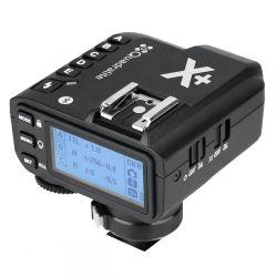Quadralite Navigator X Plus N trasmettitore trigger per flash Nikon