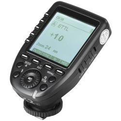 Quadralite Navigator X2 Trigger flash per Nikon